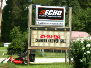 Eatonton Small Engine Repair, Dealer & Parts
